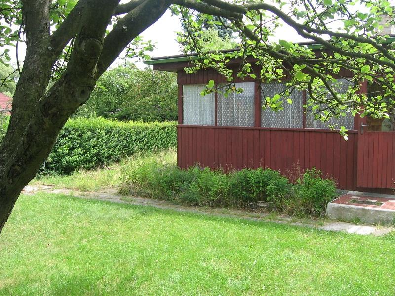 Rekreační chata 30m2 na pozemku 350 m2, obec