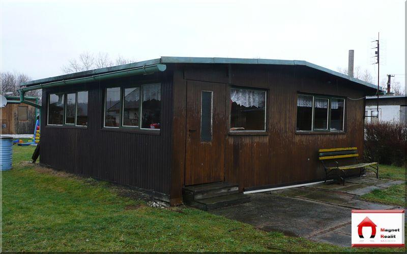 Rekreační chata 2+kk, 32 m2, zahrada 380 m2,